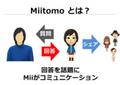 玩家福音:任天堂3月将推手游Miitomo