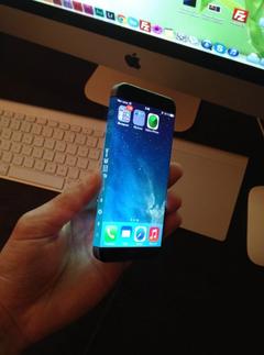 安卓 北京 手机 评测/苹果iPhone 6概念图...