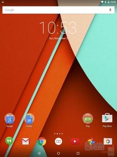 Nexus 9系统