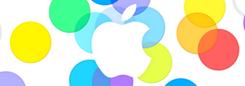 苹果2013秋季新品发布会