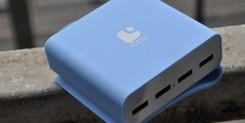 原来这么美!Loca(路可) USB充电器