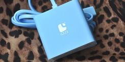 时尚科技代言人 Loca 4U USB充电器