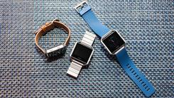 从手环转做手表 Fitbit Blaze亮相CES