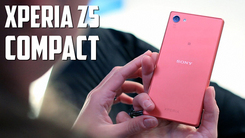 官方确认 索尼XperiaZ5粉色版12日发布