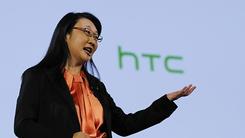 销量200万台 HTC夺台湾安卓手机第一