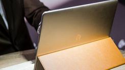 HUAWEI MateBook开启时尚新商务模式
