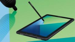 三星发布新款平板电脑:配备手写笔