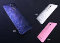 晶莹如宝石 华硕Zenfone2晶钻售899元