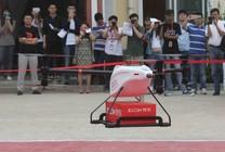 刘强东:已获军方批准 将用无人机送货