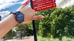 时尚黑科技 拥有智能监测的时尚手表