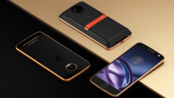 [开箱] Moto Z模块化手机让你玩尽花样