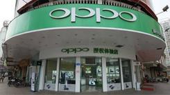 线上状态渐起 OPPO 双11线上销售前十