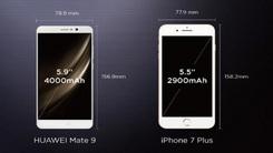 选Mate 9而不是iPhone7 Plus的理由