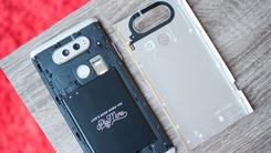 LG G6再曝光:配备无线充电+支持防水