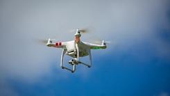 大疆无人机市场份额暴跌18% 零度崛起