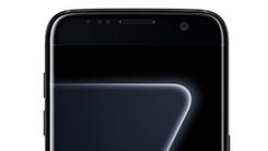 三星S7 edge珍珠黑版亮相 相当酷炫
