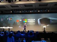 微软HoloLens明年登陆中国 价格未定