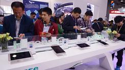 海信手机精品亮相2016中国移动大会