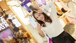 华为G9Plus成圣诞节女神标配!!