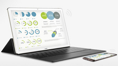 HUAWEI MateBook安全高效办公利器!