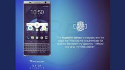 绝唱黑莓手机问世 CES展会上正式发布