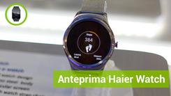 你有我也有 海尔推出Android智能手表