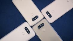 [汉化] 首款模块化手机 LG G5上手视频