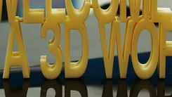 可定制 景物科技再创3D打印研发新纪录