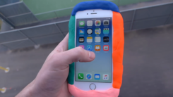 [汉化] 虐机狂用橡皮泥包裹iPhone6s
