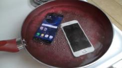 [汉化] 三星S7和iPhone6s沸水测试视频