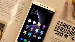 乐1s闪耀印度 生态手机迈出全球化一步