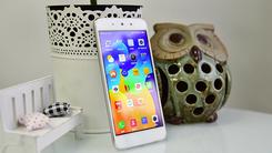 对称美学圆润有型 360手机f4真机图赏
