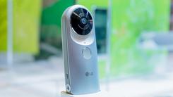 LG 360 Cam全景摄像机开卖 售价约1300