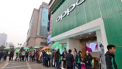 OPPO R9首销成绩出色线上线下超18万台