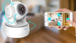 中兴通讯智能摄像机小兴看看Memo上市