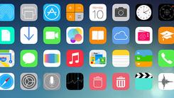 新希望 用户将可以删除iOS的原生应用