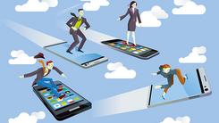 时尚与安全兼顾 市售热门商务手机精选