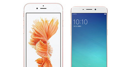 iPhone 6s Plus与OPPO R9摄像头对比