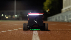 Puma BeatBot:从此跑步不再孤单枯燥
