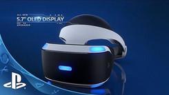 终于来了 索尼PS VR正式发售时间曝光