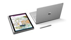 死磕苹果 微软新一代Surface Book曝光