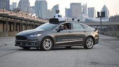 Uber正在匹兹堡街头测试无人驾驶汽车