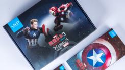 美国队长vivo Xplay5旗舰版火爆上市