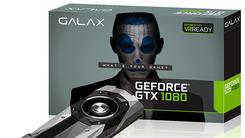 超强VR性能 影驰发布非公版GTX 1080