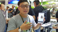 [LIVE CLICK]华硕ZenFone3 Deluxe上手