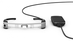 爱普生AR眼镜年底发售 定位企业用户