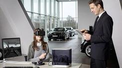 颠覆传统模式 带上VR AUTO轻松选购