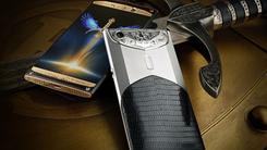 当腕表工艺碰上轻奢侈品手机—HANMAC