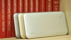 扩容充电全能 酷能量智能移动电源评测