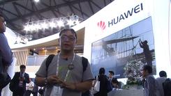 2016上海MWC华为展台——iMobile出品